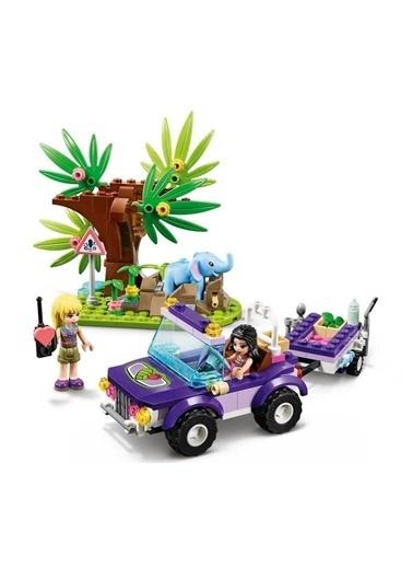 Lego  Friends Baby Elephant Jungle Rescue 41421 Renkli